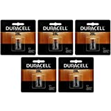 5x Duracell 28L Lithium Battery Replacement for 46V 2CR11108, L544, PX28L