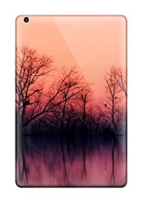 darlene woodman Morgan's Shop Snap-on Sunset Case Cover Skin Compatible With Ipad Mini
