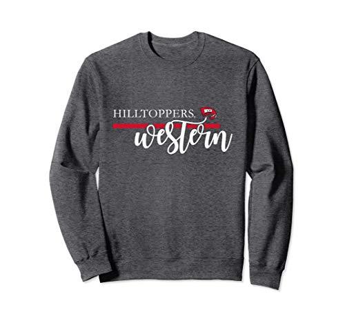 Western Kentucky Hilltoppers WKU NCAA Sweatshirt 1708FR11 (Western Kentucky University)