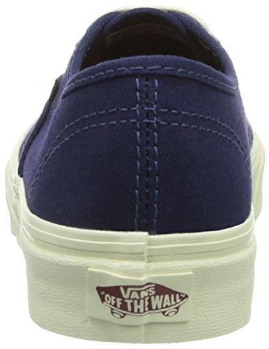 Vans Authentic Slim, Unisex-Adults' Low-Top Trainers Blue