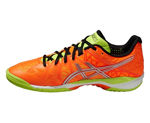 Asics GEL FIREBLAST 2 Chaussures Handball Homme Orange