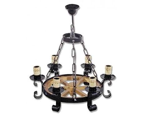 Plafoniere Rustiche Da Soffitto : Factory mobili lampada da soffitto rustica modello ribadesella con