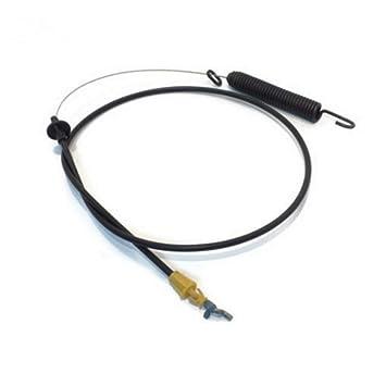 Jecenka - Cable de Repuesto para cortacésped MTD Troy Bilt ...
