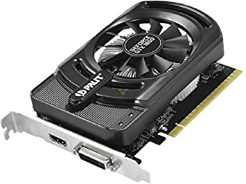 Amazon.com: Palit NE51650006G1-1170F GeForce GTX 1650 ...