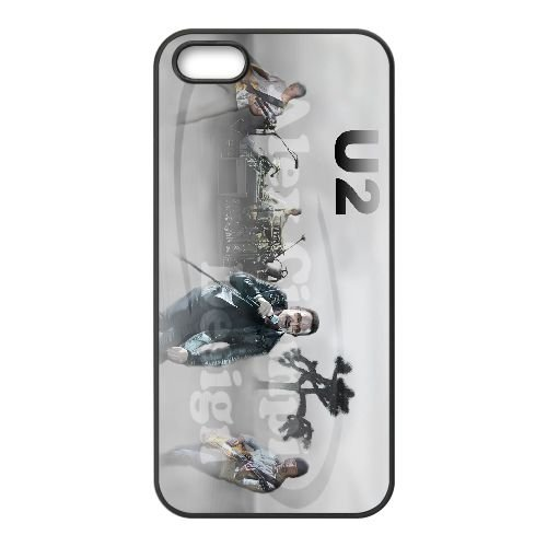 S3I78 U E7V3UV coque iPhone 5 5s cellule de cas de téléphone couvercle coque noire KU3EUR9QH