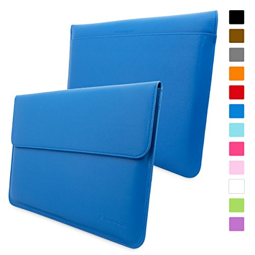 Snugg Leather Macbook 15 Inch Electric