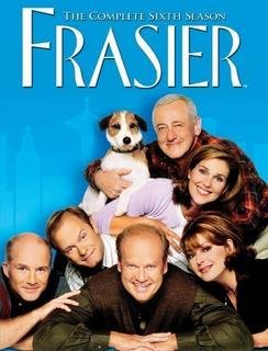 Price comparison product image Frasier: The Complete Sixth Season