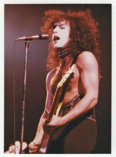 (KISS' 1977-1978 Love Gun tour (Preview Cards) - (Trading Card) Kiss Alive - NECA 2001# 69 - Mint)