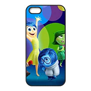 Inside Out iPhone 5 5s Cell Phone Case Black Nrwxl