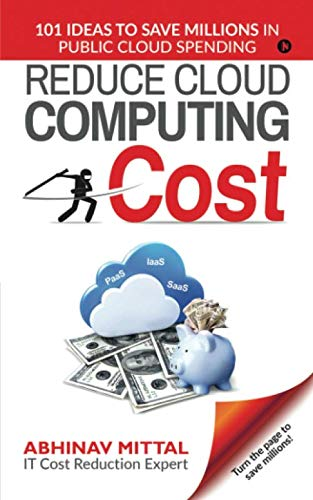 REDUCE CLOUD COMPUTING COST: 101 IDEAS TO SAVE MILLIONS IN PUBLIC CLOUD SPENDING