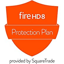 2-Year Protection Plan plus Accident Protection for Fire HD 8 Tablet (2018 release, delivered via e-mail)