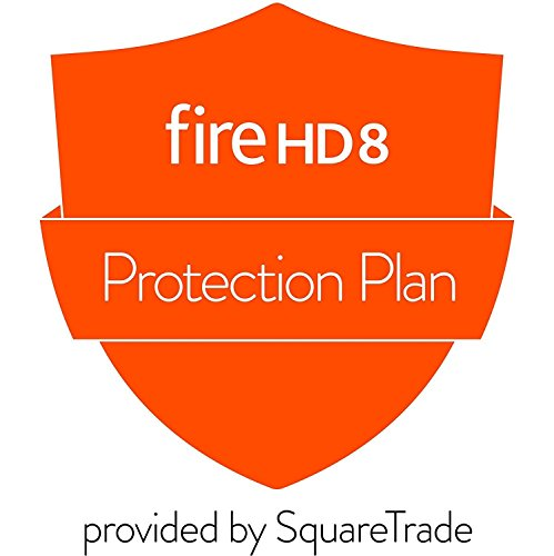 3-Year Accident Protection for Fire HD 8 Tablet (2018 release) (Best Tablet Extended Warranty)
