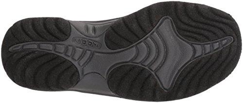 KEEN Womens Kona Flip-W Flat Sandal, Black/Magnet, 9.5 M US