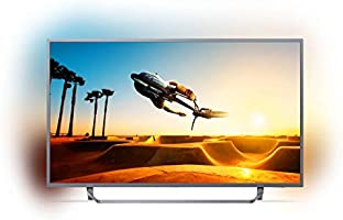 Philips 65 Inch 4K Ultra Slim TV powered by Android TV with Ambilight 3-sided 65PUT7303/56