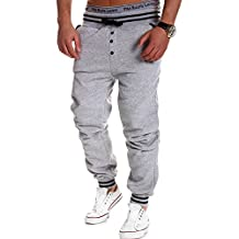 Fashion Story Men Fitness Harem HipHop Dance Jogger Sport Sweat Pants Trousers