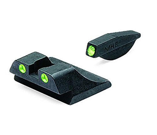 Meprolight Ruger Tru-Dot Night Sight for P89. fixed set by Meprolight