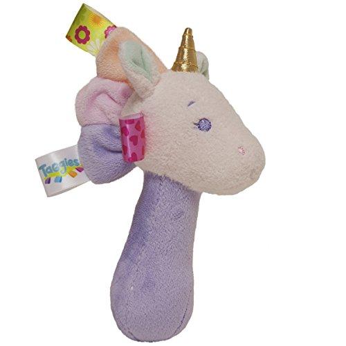 Taggies Dreamsicle Unicorn Rattle