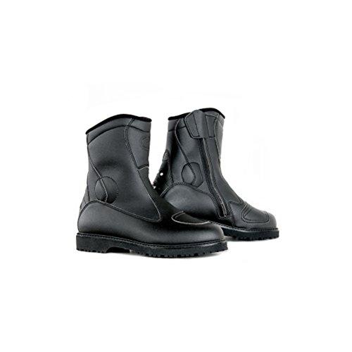 Sidi Traffic Rain Touring On Road Boots Black Eur 50 US 15