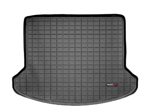 WeatherTech Custom Fit Cargo Liners for Kia Sorento, Black (Kia Sorrento 2011 Accessories)