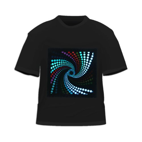 HDE-Equalizer-Sound-Activated-LED-T-Shirt