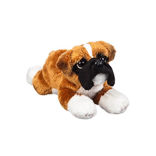 (B. Boutique Boxer Wildlife Adventures 8 inch Stuffed Plush)