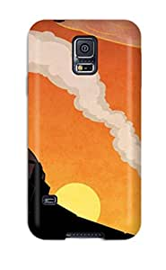 Case Cover For Galaxy S5/ Awesome Phone Case