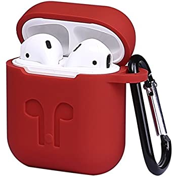 Amazon.com: Airpods case with Keychain Apple iPhone