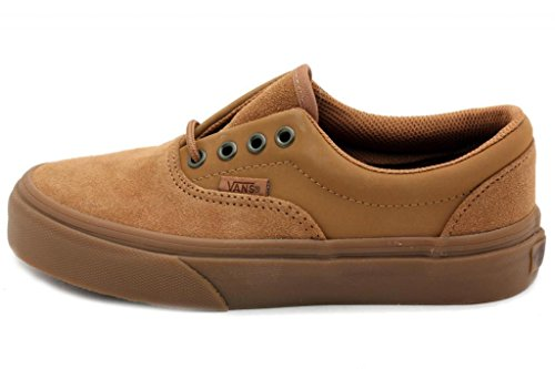 ef654c4e391eaf Vans Preschool Era (Suede Buck) Tobacco Brown VN-0YMAEXU Tobacco Brown  CsqvstgjW