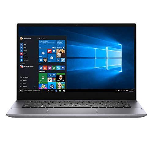 "Dell Inspiron 5000 14"" FHD 2-in-1 Touchscreen Backlit Display Laptop | 11th Gen Intel Core i7-1165G7 Processor | 32GB RAM | 1TB SSD | Backlit Keyboard | Fingerprint Reader | Windows 10 Home | Grey 1"