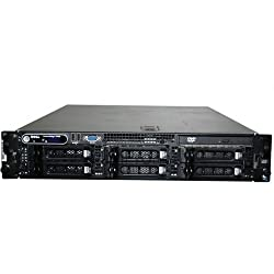 Dell PowerEdge 2950 2U - 2x Intel Xeon 2.0GHz (Eight Total Cores), 16GB DDR2, 146GB 15,000 RPM HDD (Certified Refurbished)
