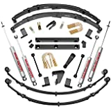 Rough Country - 620N2 - 4-inch Suspension Lift System w/ Premium N2.0 Shocks