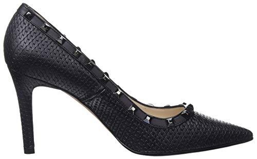 Tacón Con Mujer Zapatos Relea40 Cerrada Para De Punta Lodi Negro chain 1qIAgxt7ww