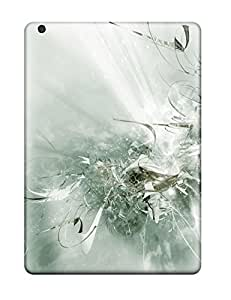 ZippyDoritEduard Case Cover For Ipad Air - Retailer Packaging Shapes Abstract Protective Case
