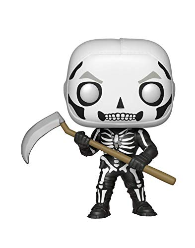 Funko 34470 Pop! Games: Fortnite - Skull Trooper, One Size, Multicolor -
