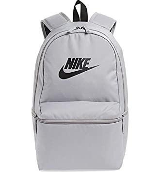 5a145d12d6 Nike Heritage Backpack (Atmosphere Grey Black)