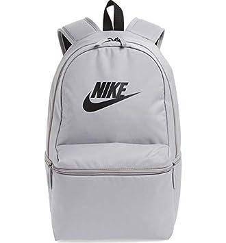 66c0cd8f9a6b Nike Heritage Backpack (Atmosphere Grey Black)