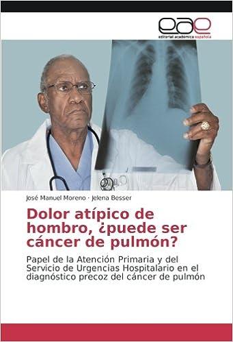 cancer de pulmon dolor en el hombro