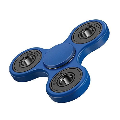 Ysiop Twiddle Tri Spinner Hand Toy for Fidget,Gadget Spinners with Imported Ball (Abec 7 Japan Ball)