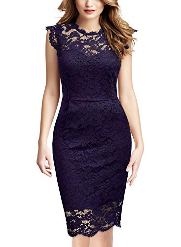 Elegant Lace Dresses - 6