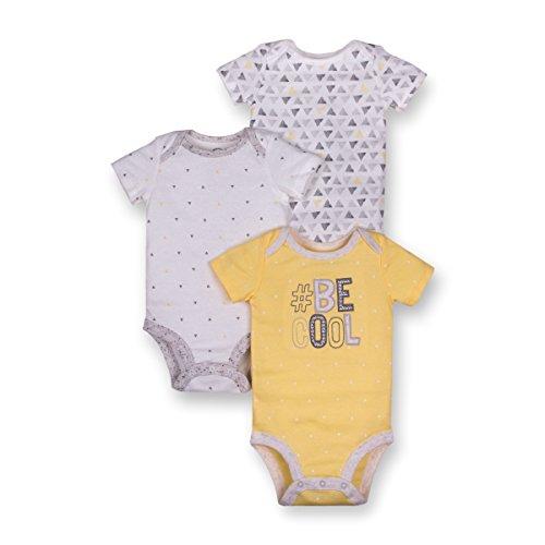 Lamaze Organic Baby Baby Organic Shortsleeve Bodysuit