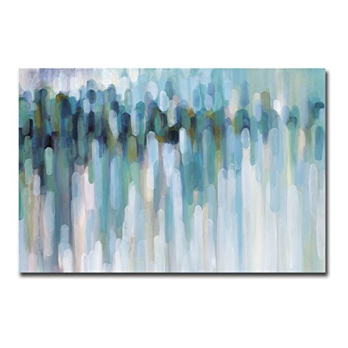Artistic Home Gallery 3045Z198CG Aurora Lights II by Karen Lorena Parker Premium Oversize Gallery-Wrapped Canvas Giclee Art (Ready to Hang) from Artistic Home Gallery