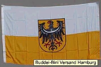 Misc. Flagge Niederschlesien 90 x 150 cm