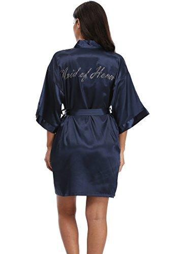 Bridesmaid Kimono Robe