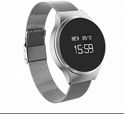 Pulso Relojes Fitness Reloj de pulsera brazalete deportivo reloj de pulsera calorías contador y podómetro reloj deportivo reloj de pulsera con Tensiómetro ...
