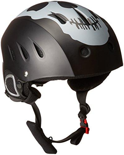 Lucky Bums Snow Sport Helmet, Skull, Small
