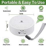 Ozone Generator Air Purifier Machine Portable
