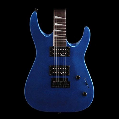 Jackson JS22 Dinky - Metallic Blue (Guitar Blues Body)