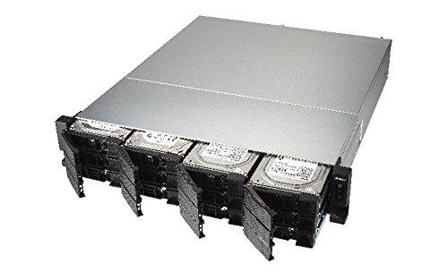 Qnap TS-1273U-RP-8G-US 2U 12-bay NAS/iSCSI IP-SAN, 10GbE, Redundant PSU by QNAP (Image #4)'