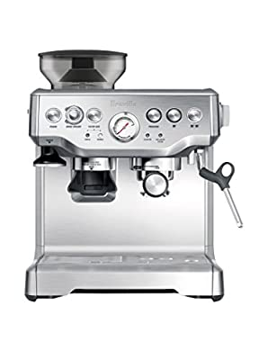 Breville The Barista Express Coffee Machine by Breville Kitchenware