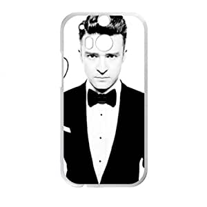 Happy US Star handsome man Cell Phone Case for HTC One M8